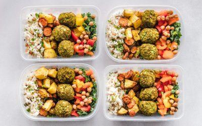 3 Tips to Make Meal Prep Easier