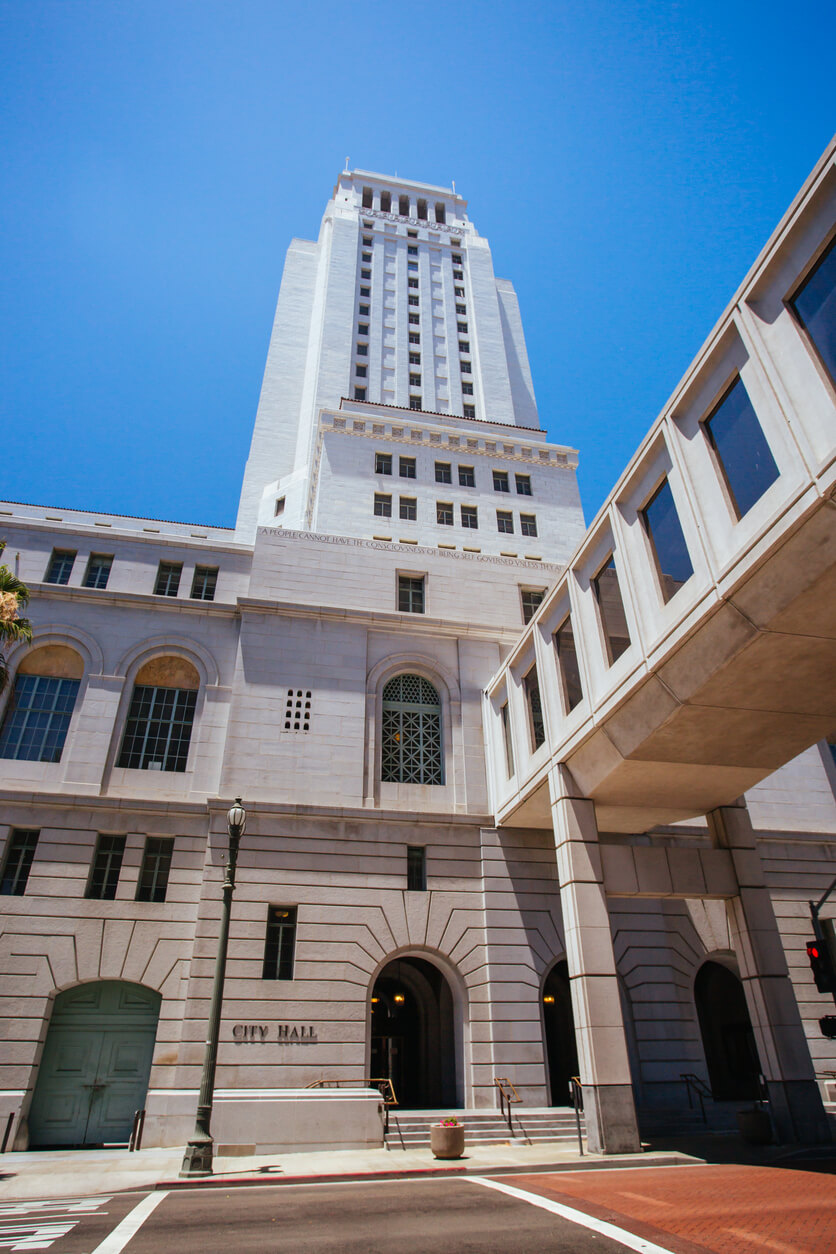 dietitian in los angeles city hall